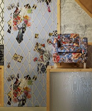 Christian Lacroix for Designers Guild...Haute Couture for your ...