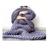 111 Winter Blankets Chunky Blanket Knitted Blankets