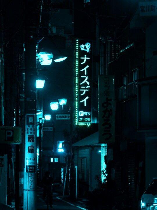 N I G H T L I F E Cyberpunk Aesthetic Cyberpunk Cyberpunk City