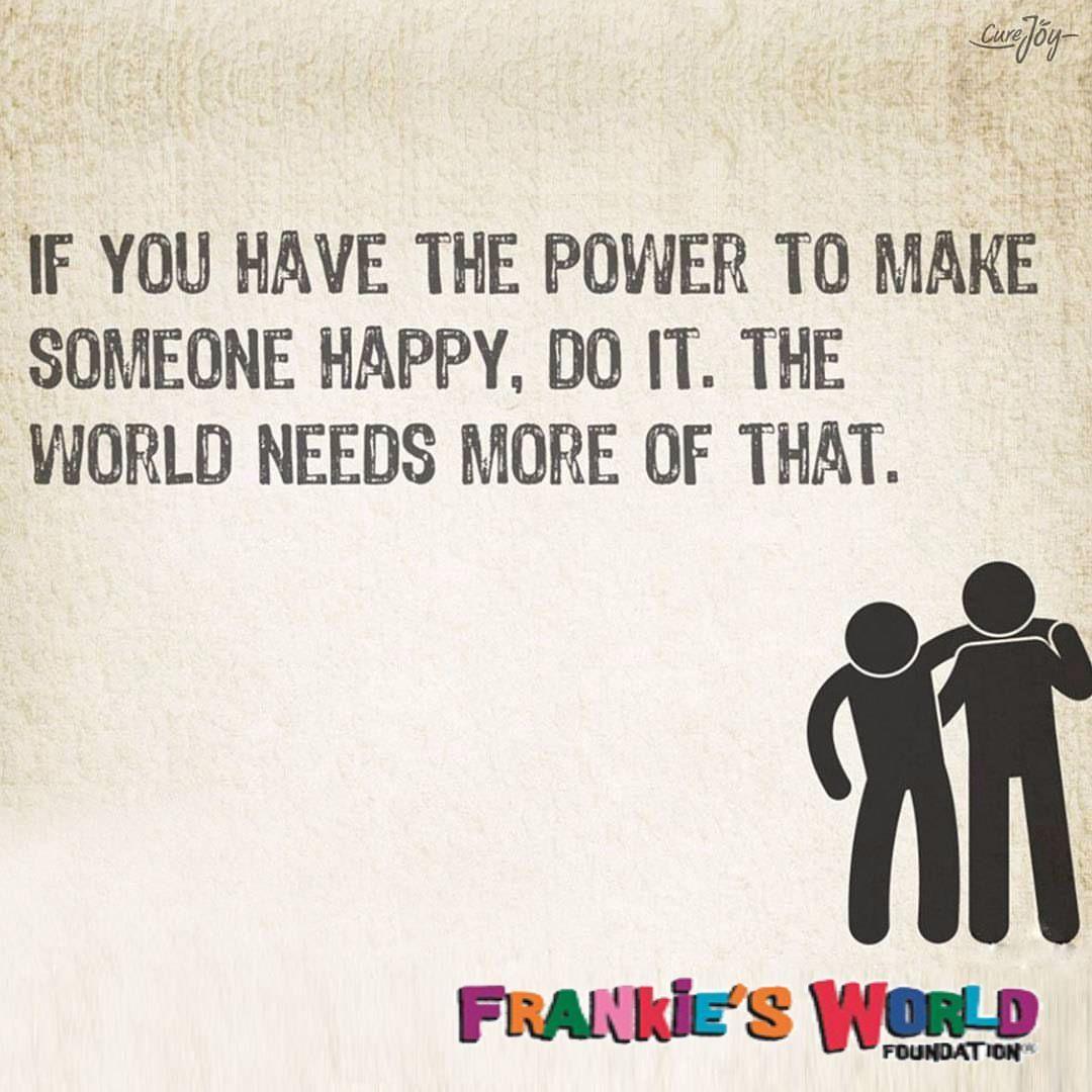 Pin by Frankie's World Foundation on Frankie's World