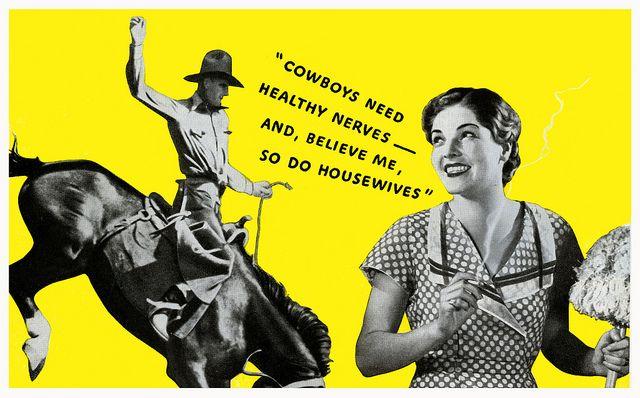 Camels For Cowboy Nerves    1934.