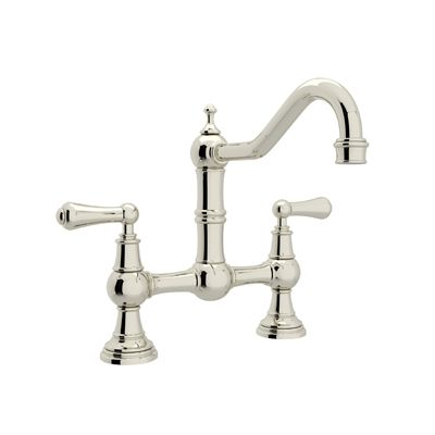 Rohl Kitchen  Steep In The Quality  Plumbing Fixtures Fair Rohl Kitchen Faucet Decorating Design