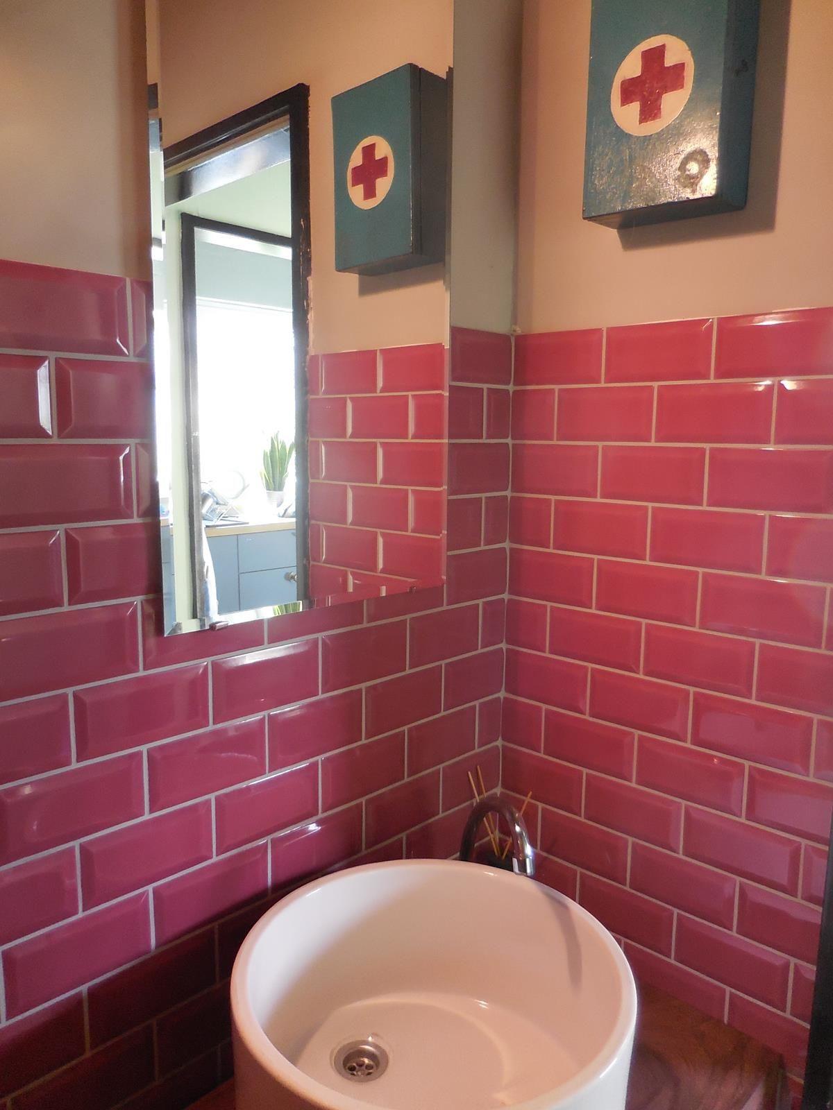 southern tiles serie cv metro fuxia 7 5x15 cm privat object