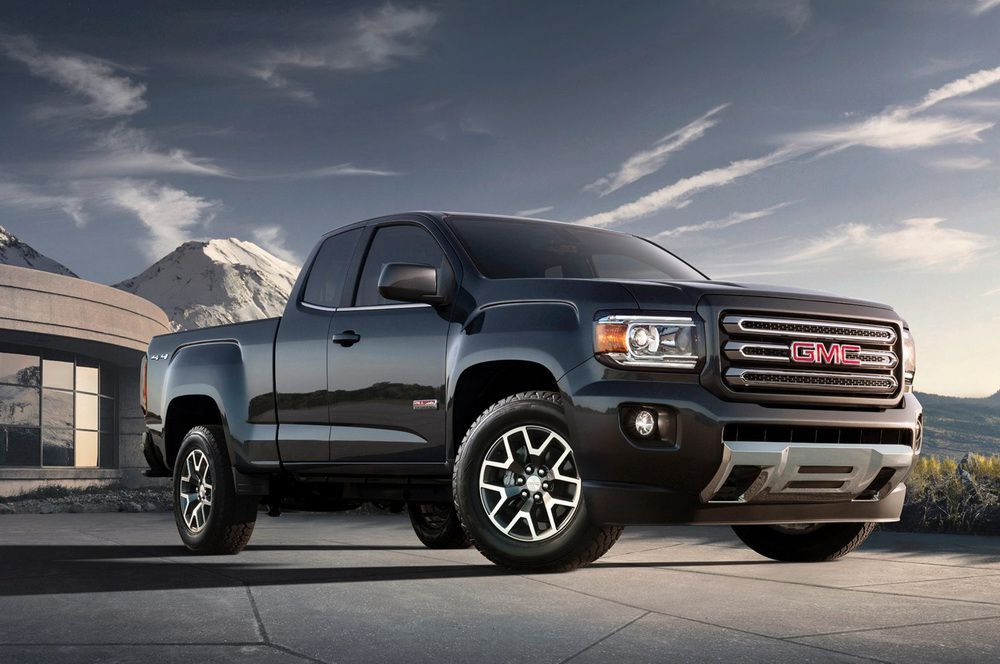 2016 Gmc Canyon Price Release Date Diesel Specs With Images Gmc Canyon Chevy Colorado 2015 Chevy Colorado
