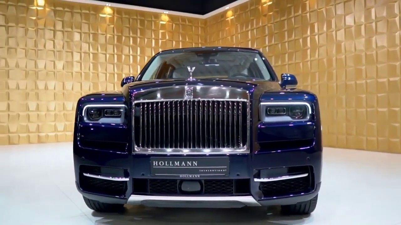Rolls Royce Cullinan 2020 in 2020 Rolls royce cullinan
