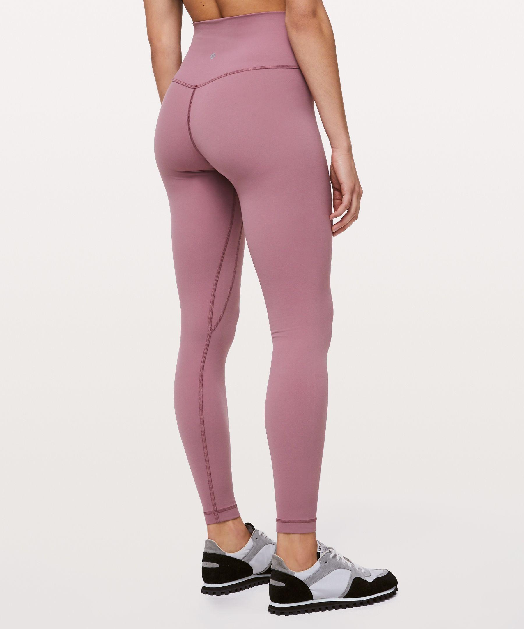 """lululemon Women's Align Pant 28"""", Figue, Size 0 Pants"""
