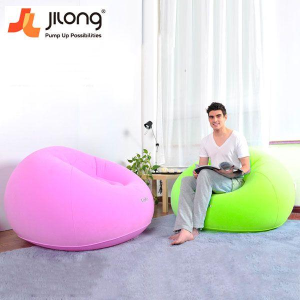 Jilong creativa portátil que acuden rápida sofá cama silla sueño ...