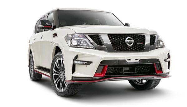 Hire Nissan Patrol Nismo Car Rental In Dubai Uae At Best Price