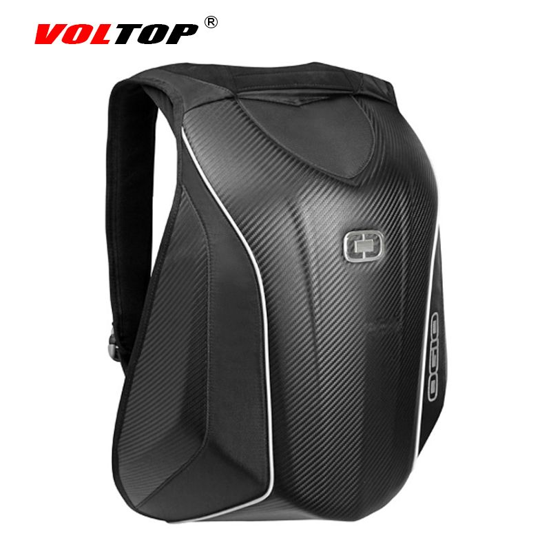 0a81081eaa VOLTOP Motorcycle Backpack Waterproof Storage Bag Knight Racing Riding Rear  Seat Bag Motor Leisure Bags Motocross Tail Pocket
