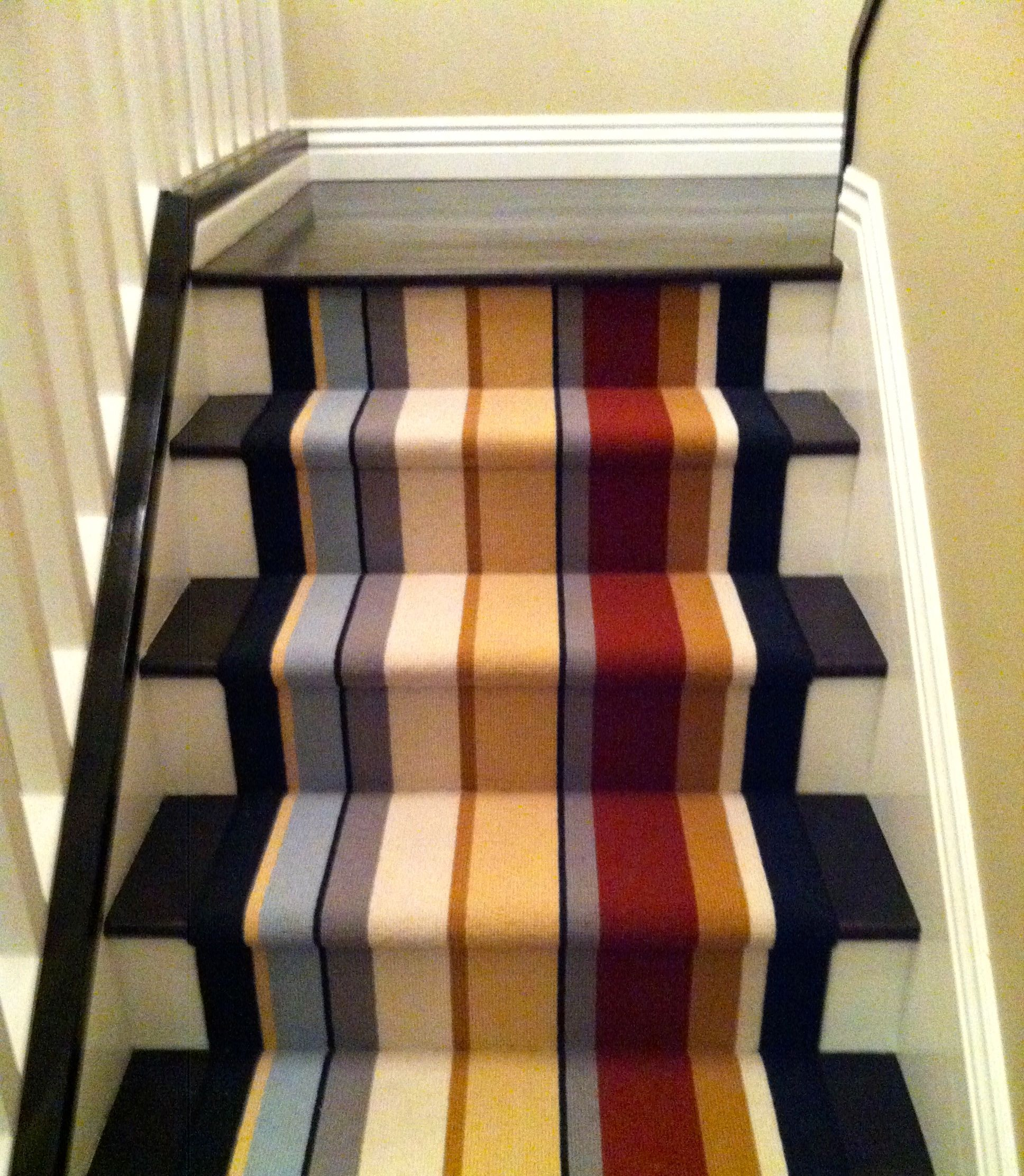 Best Stair Runner In Newport Beach Ca Missoni Wool Stripe 400 x 300