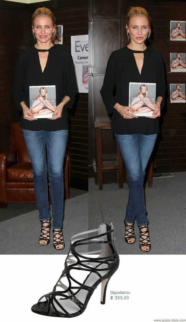 Sapatos das Famosas - Celebs Shoes