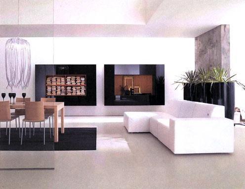 Resultado de imagen de decoracion de salones modernos con estilo