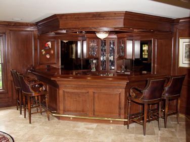 Amazing WET BARS | Atlanta Bar Remodeling | Custom Home Wet Bars