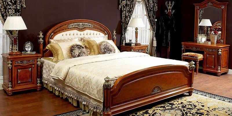 Klassische Italienische Schlafzimmer Möbel Schlafzimmer