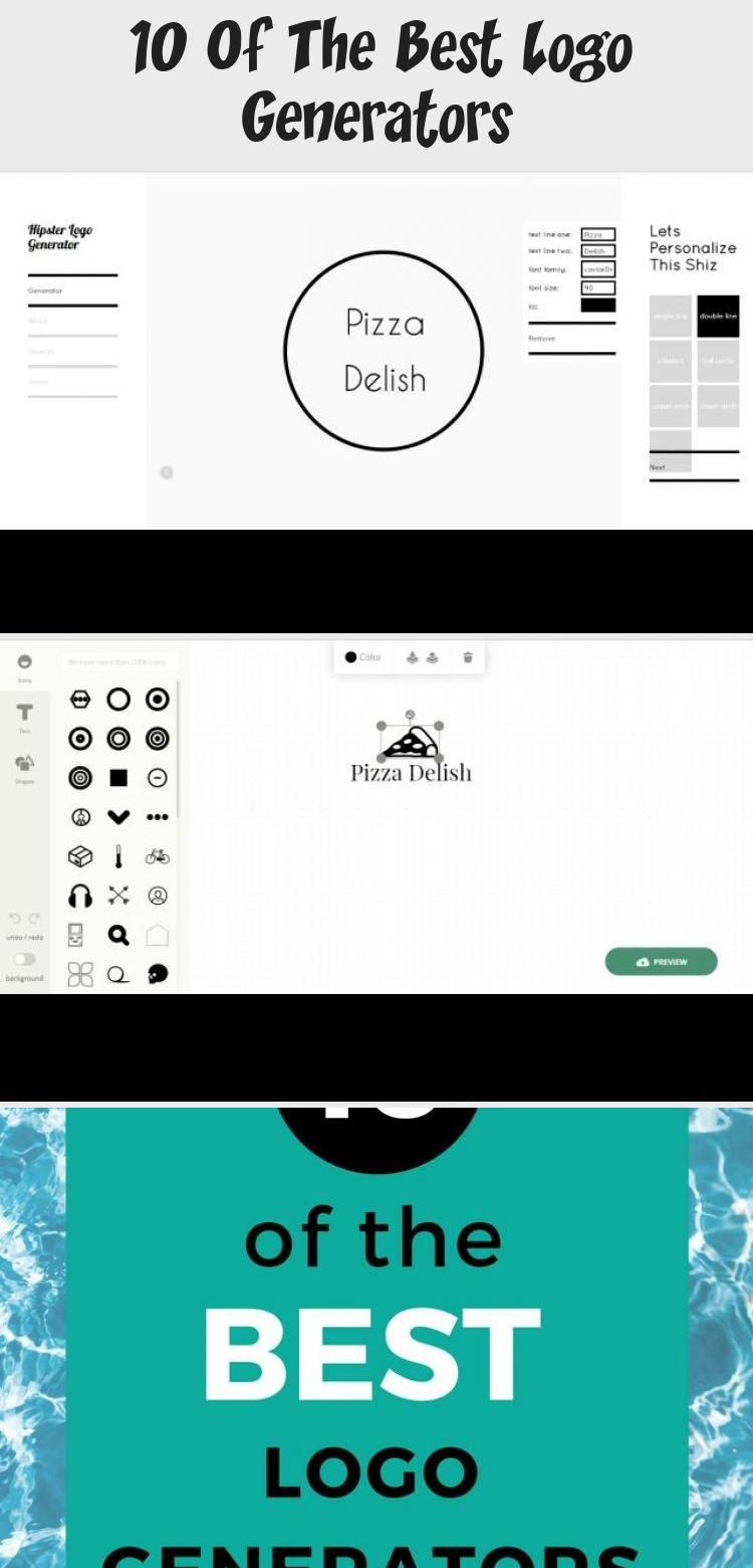 10 Of The Best Logo Generators in 2020 Cool logo