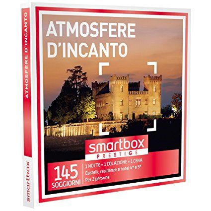 SMARTBOX - Cofanetto Regalo - ATMOSFERE D\'INCANTO - 140 ...