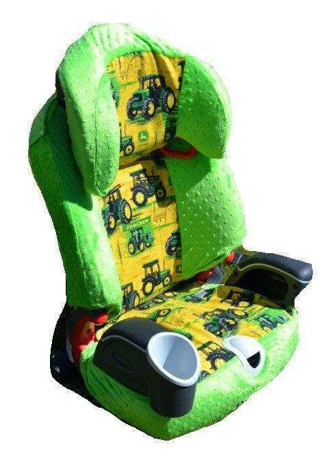 Graco Nautilus 3 In 1 Car Seat Cover John Deere Green 10000 Via Etsy