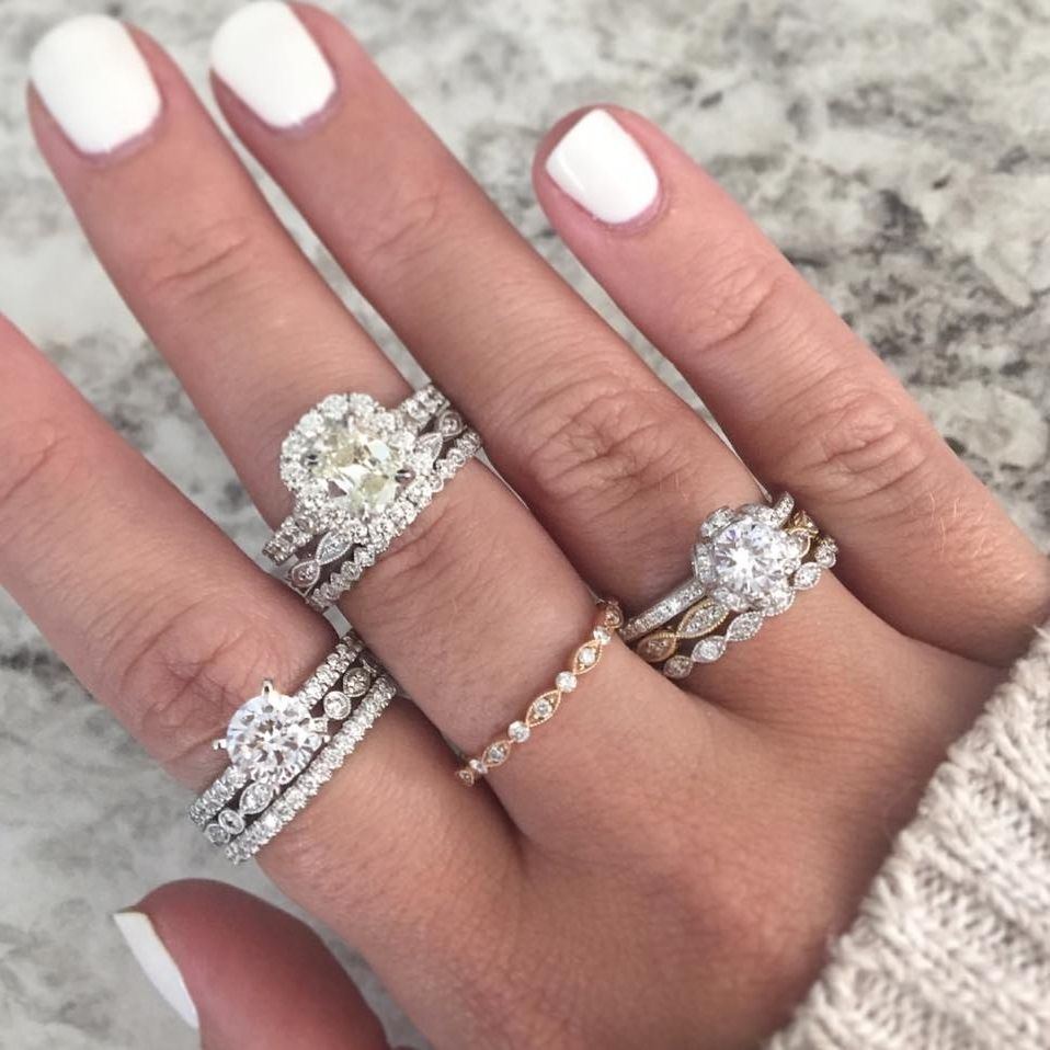 gaudy engagement rings vs no wedding regarding halo