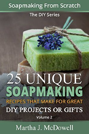 03 February 2015 : Soapmaking From Scratch - 25 Unique Soap Making Recipes That Make For Great DIY Projects or Gifts [Vol. 2] (DIY... by Martha J. McDowell http://www.dailyfreebooks.com/bookinfo.php?book=aHR0cDovL3d3dy5hbWF6b24uY29tL2dwL3Byb2R1Y3QvQjAwT1U2RTFDOC8/dGFnPWRhaWx5ZmItMjA=
