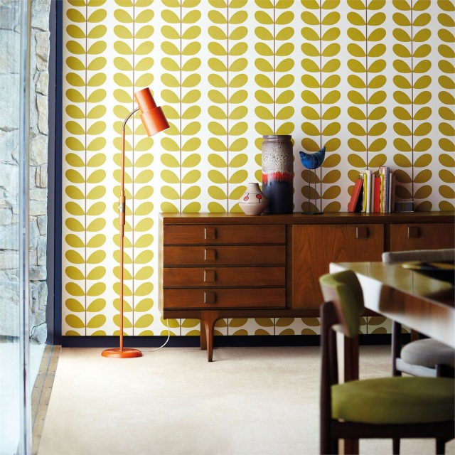 Orla Kiely Wallpaper USA & Canada (With images