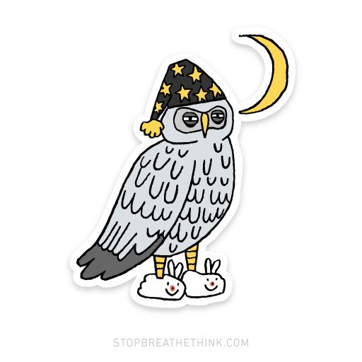 I just earned the 'NIGHT OWL' sticker with the Stop