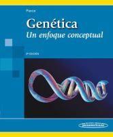 Pierce, Benjamin C.Título:Genética : un enfoque conceptual / Benjamin A. Pierce. - 3ª ed. - Buenos Aires [etc.] : Panamericana, D. L. 2009
