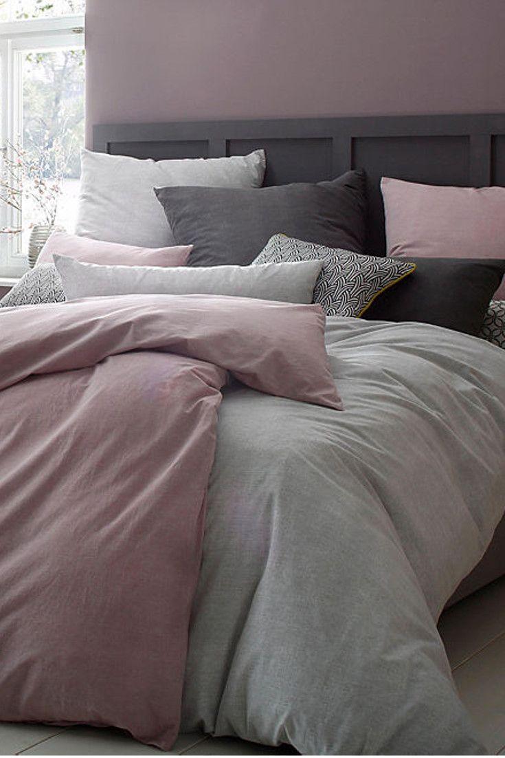 Bettwasche Melli My Home Selection Auf Rechnung Mit Bildern Altrosa Schlafzimmer Wandfarbe Weiss Schlafzimmer Wand