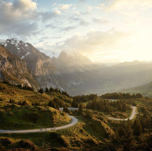Poetic New Landscape Photography by Sebastien Staub | Source