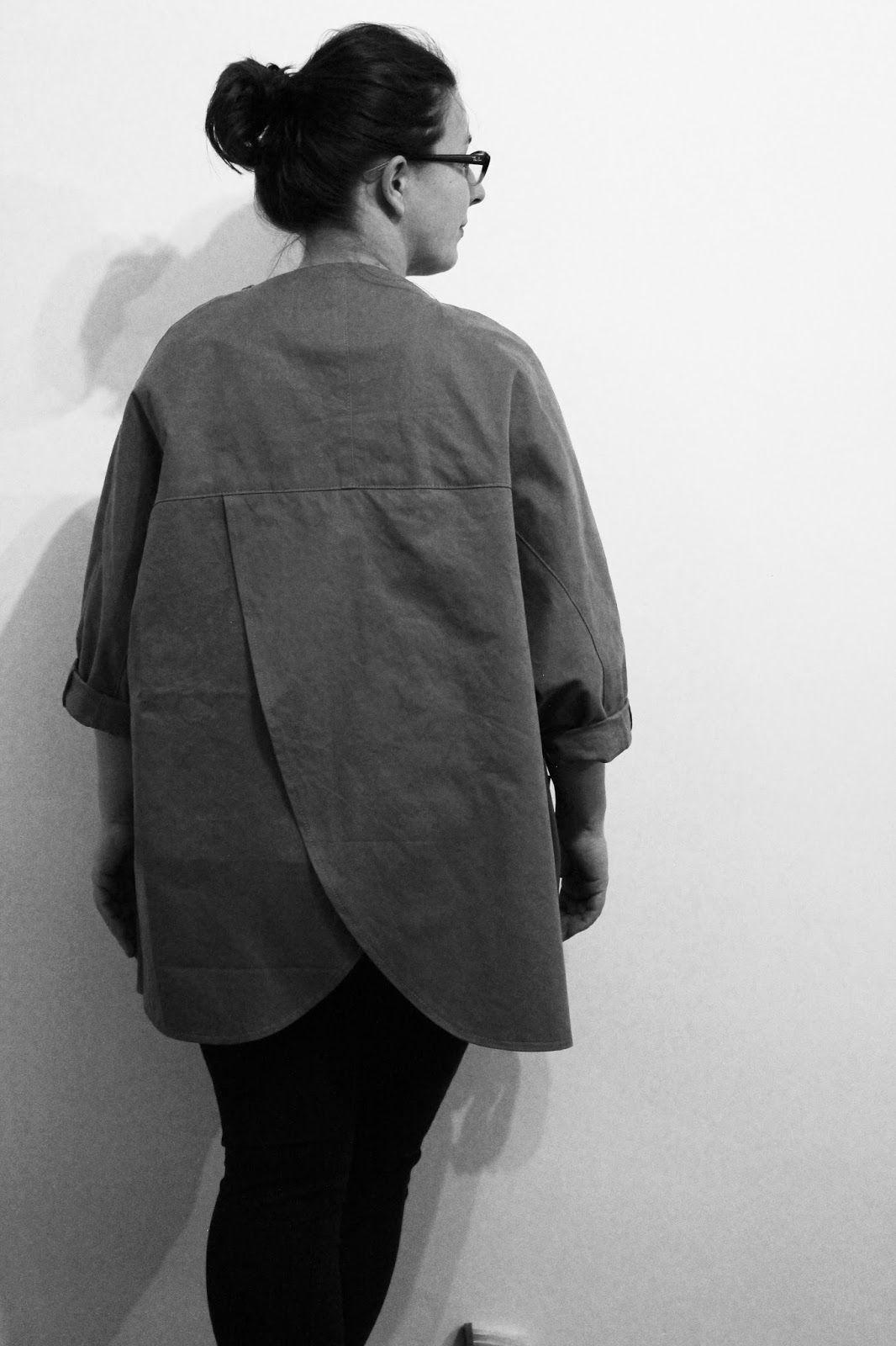 Marilla Walker: Rose jacket pattern | Outerwear | Pinterest
