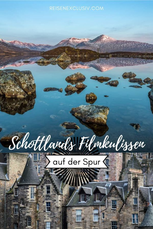 Photo of Schottlands Filmkulissen auf der Spur