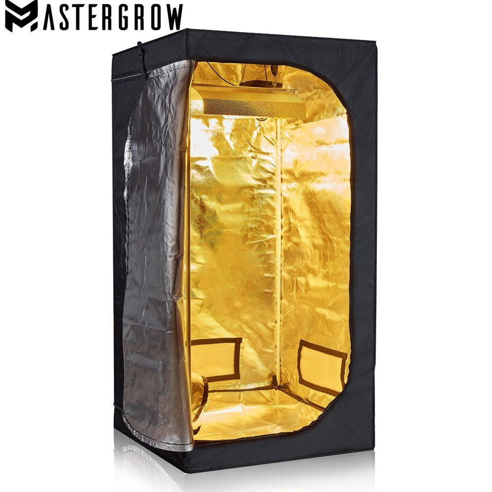 Mastergrow 80X80X160Cm Indoor Hydroponics Grow Tent Grow 640 x 480
