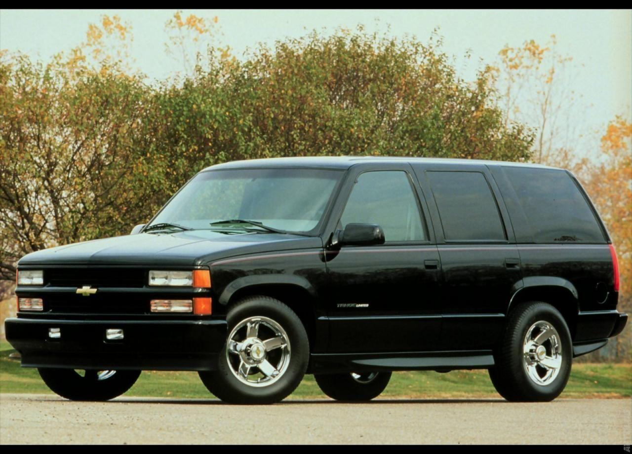 каталог 2000 Chevrolet Tahoe Chevrolet Tahoe Chevrolet Tahoe