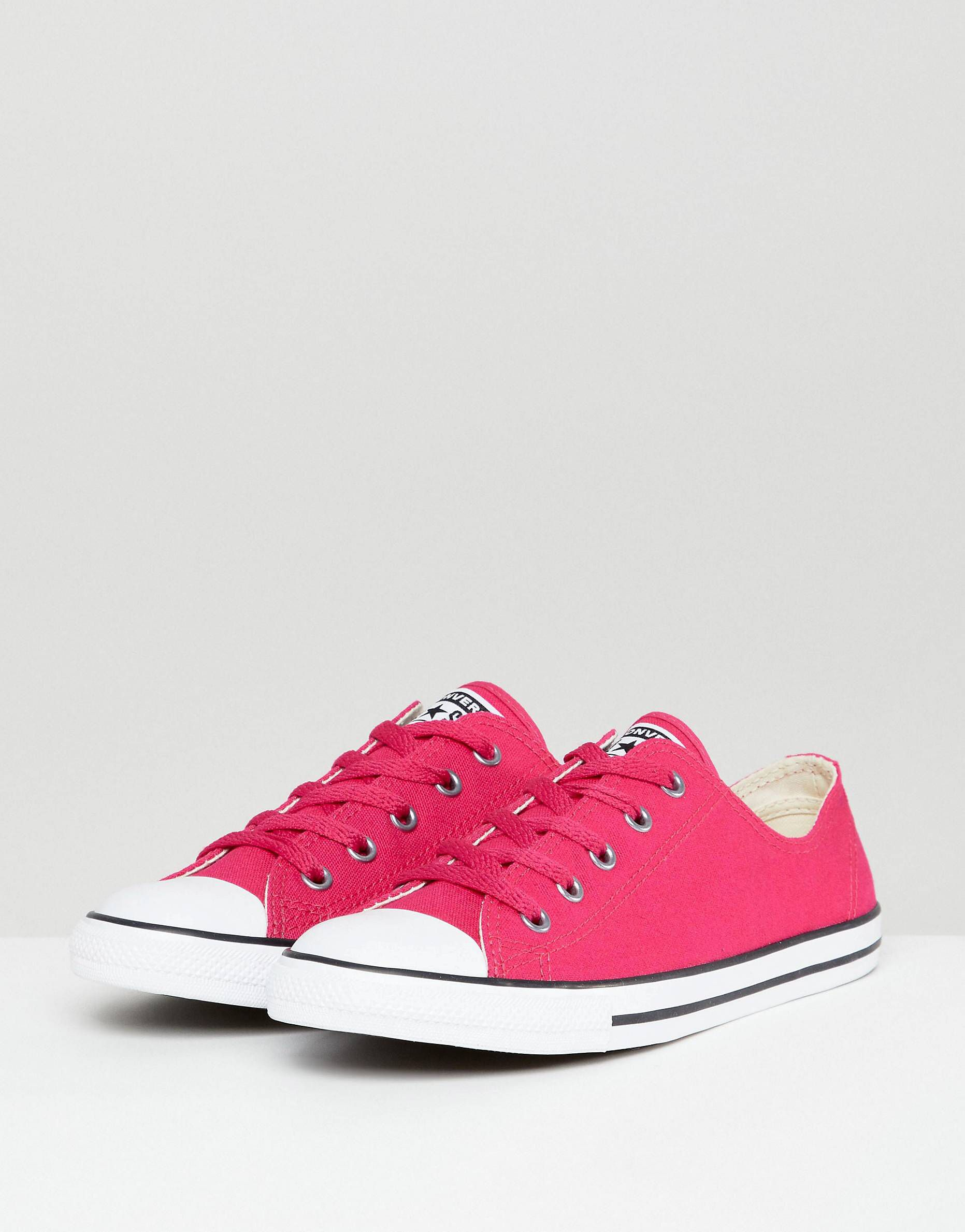 bambas converse all star dainty