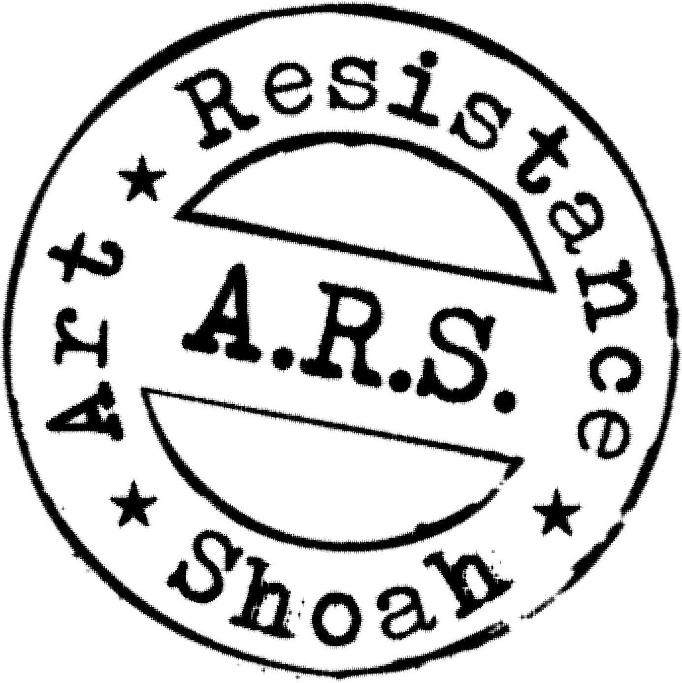 My Art Resistance Shoah project new logo