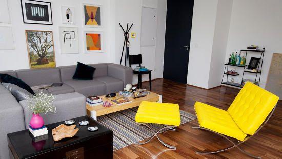 Sala De Estar Sofa Cinza ~ de sala sofa cinza  Ap  Sala de Estar  Jantar  Pinterest  Sala