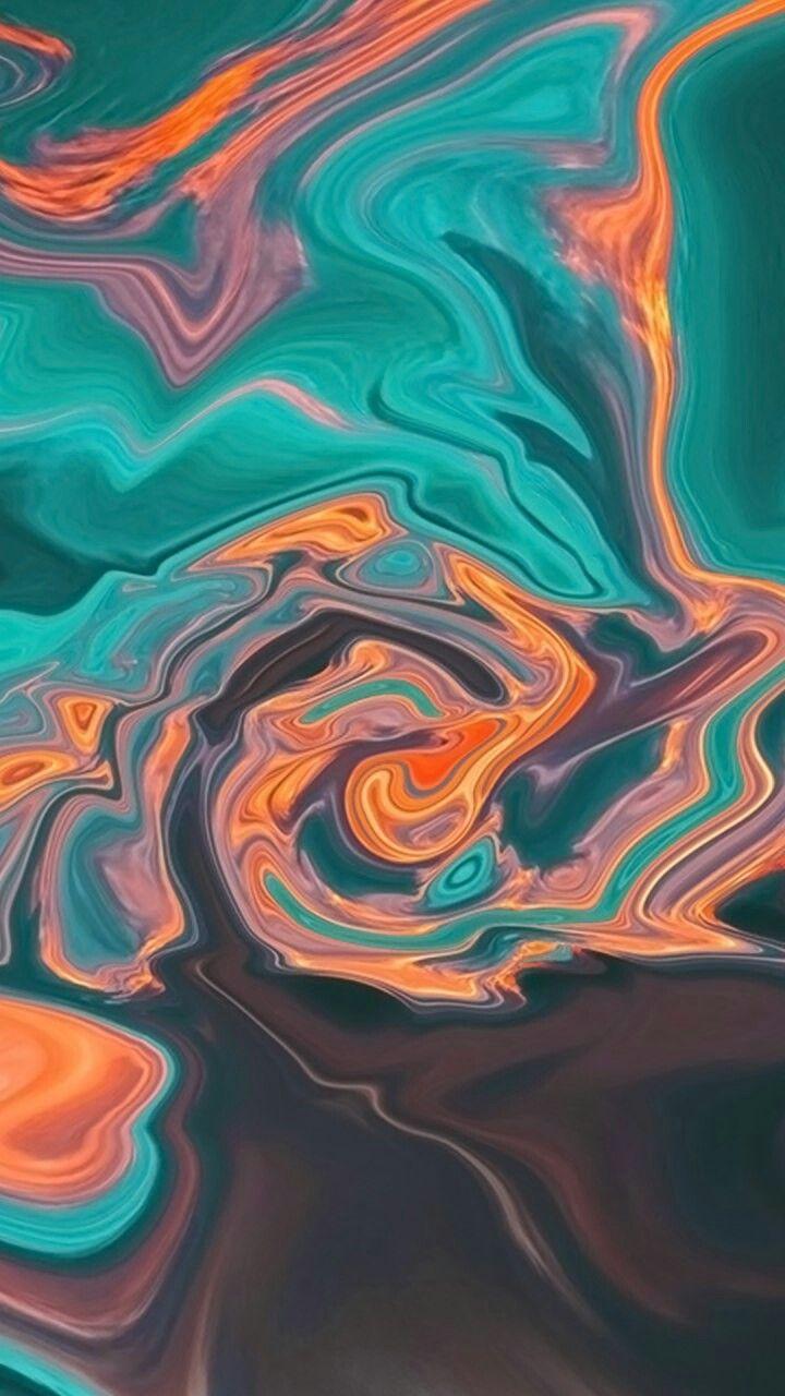 Abstract °Amoled °Liquid °Gradient image by Iyan Sofyan