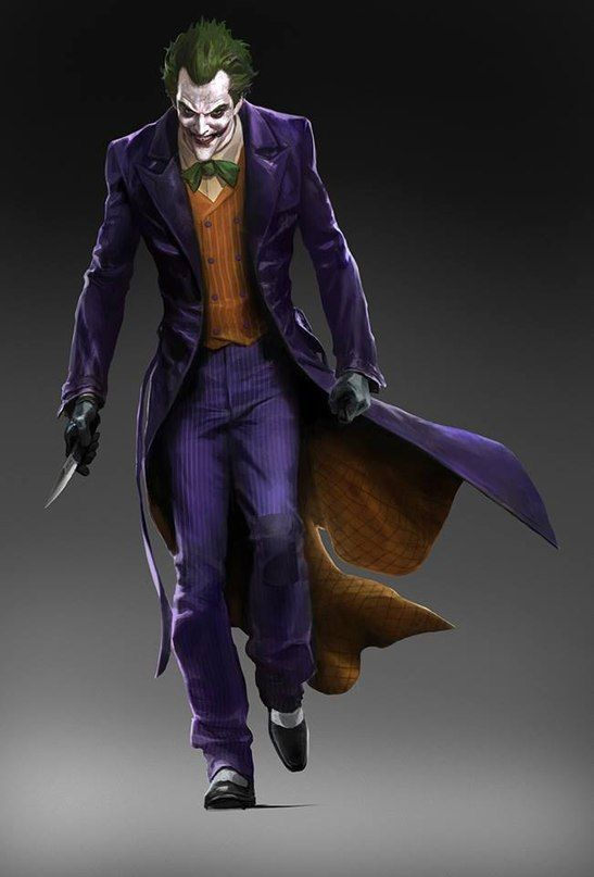Joker concept art for batman arkham origins batman arkham origins joker concept art for batman arkham origins by wesley burt voltagebd Image collections
