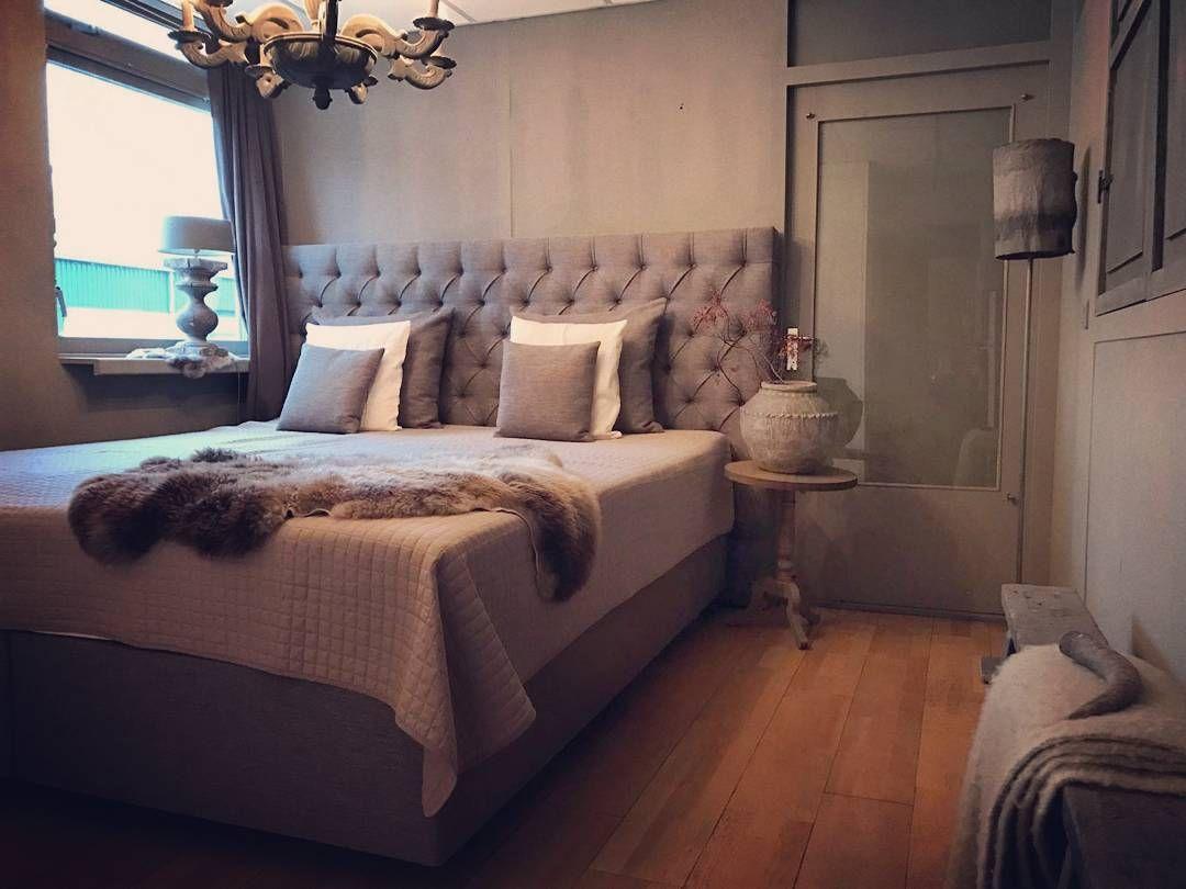Een kijkje in onze slaapkamer! #landelijkensoberwonen ...