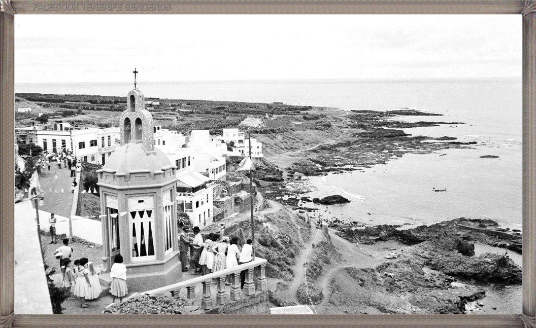 Hoya Baja - Punta del Hidalgo año 1959 #fotoscanariasantigua ...