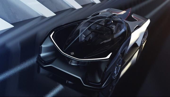Faraday Future S 1 000 Hp Electric Supercar Concept Elixio