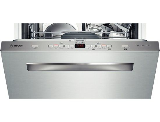 Bosch Shp65t55uc 500 Series Stainless Steel Dishwasher Cooking Utensils Home Appliances