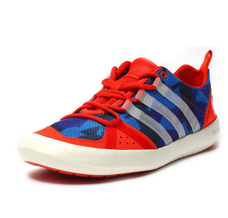 ADIDAS CLIMACOOL BOAT LACE RED BLUE B26625 $169.00   Adidas ...