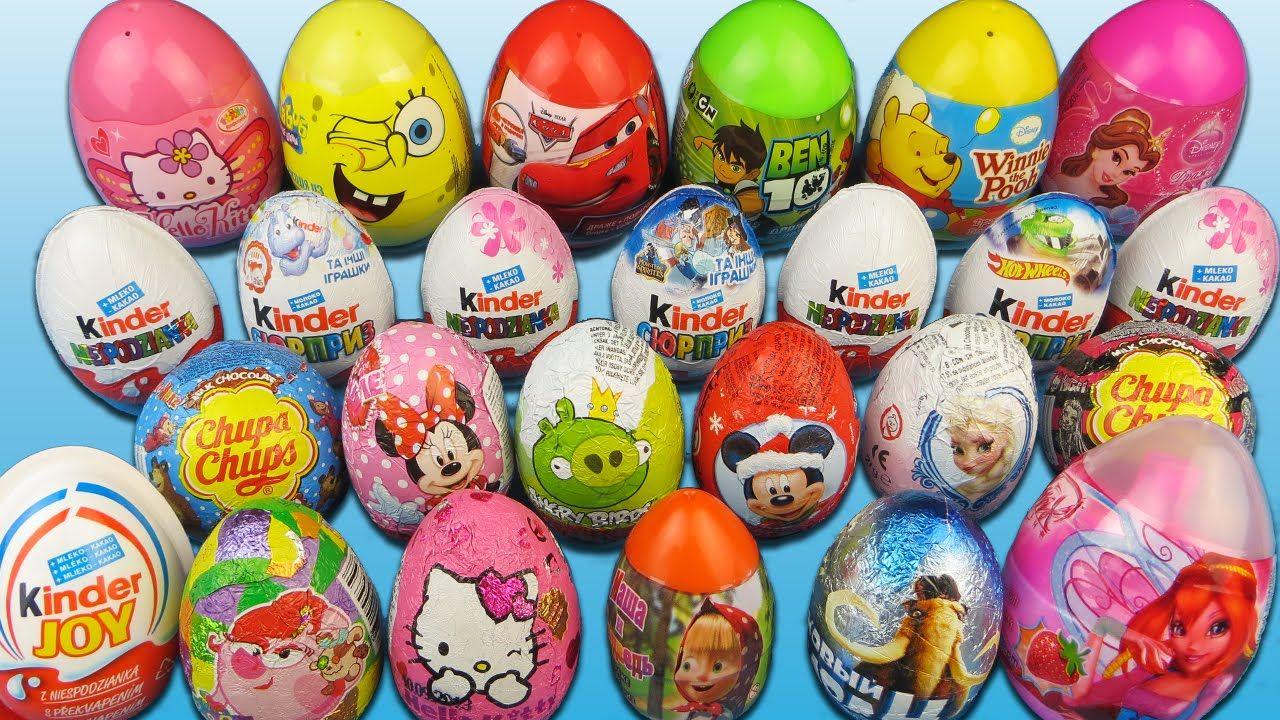 26 Jajko Niespodzianka Masza I Niedzwiedz Ben 10 Kinder