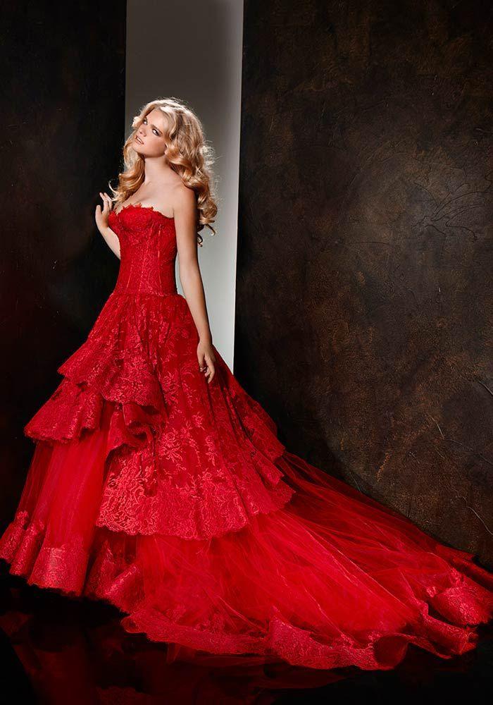 индекс самые дорогие красные платья фото была