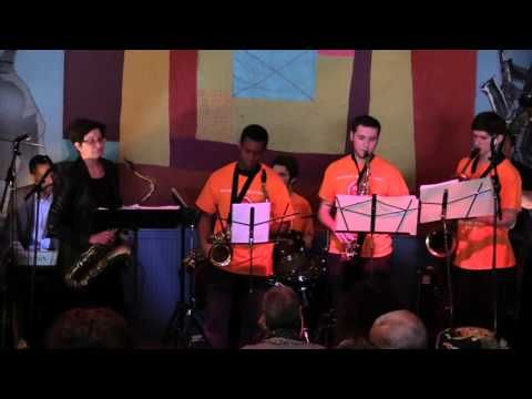 Music for Nikhil Jazz Group - Jeep\'s Blues, Hat City Kitchen, 04-03 ...