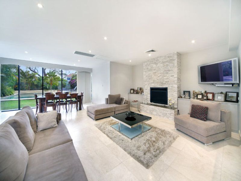 8 Beautiful Living Room Ideas White Tile Floor Living Room