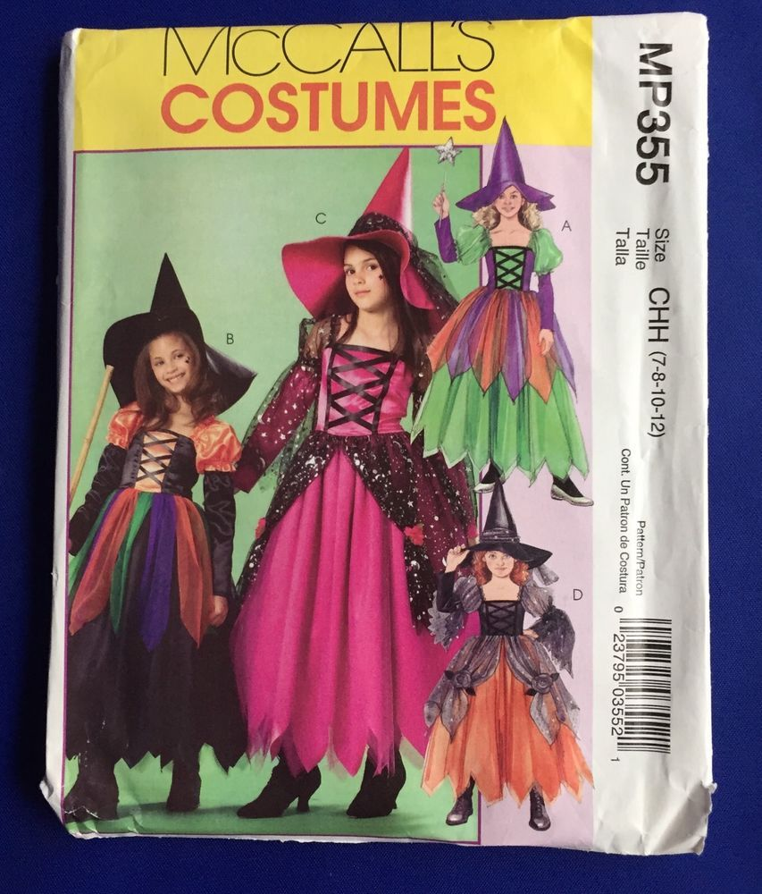 Witch Costume Pattern Magnificent Inspiration Ideas