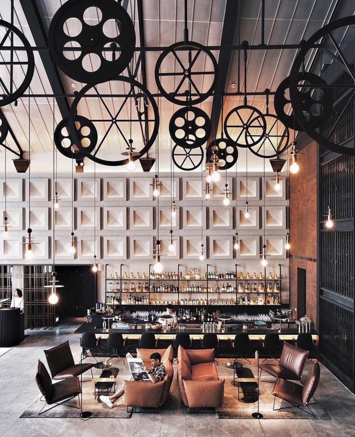 Pin By Hilla Dubai On Hotel Restaurant Design Inspiration