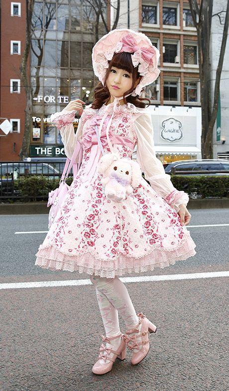 Resultado de imagen para lolita fashion