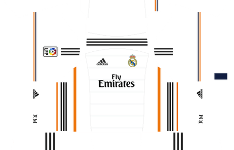 san francisco 9fbf2 b70bb DLS Kit Real Madrid 2013-2014 - Dream League Soccer Kits ...